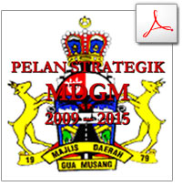 Pelan Strategik MDGM