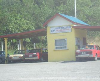 Stesen Kereta Sewa Gua Musang 2